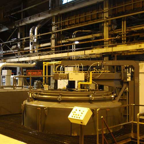 Horsburgh & Scott's industrial gear heat treating facility in Cleveland, Ohio.